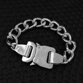 """8"""" Unique Clasp Bracelet"""