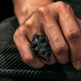 Men's Cool Skull Ring
