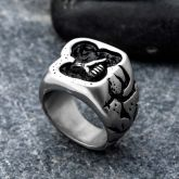 Thumbs up Stainless Steel Ring