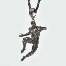 Exclusive Iced Black Panther Pendant