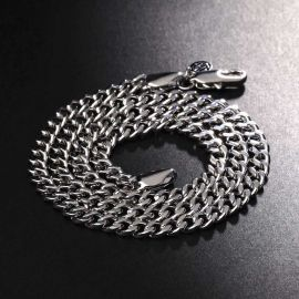 5mm Stainless Steel Cuban Link Chain