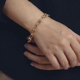 U Shape Link Bracelet