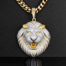 The King of Lion Pendant