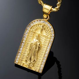 Church Our Lady Pendant