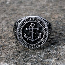 Anchor Stainless Steel  Marine Ring