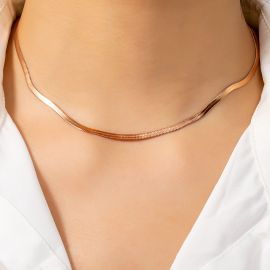 Women's Snake Chain Necklace