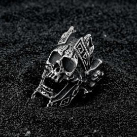 God of War Ares Stainless Steel Ring