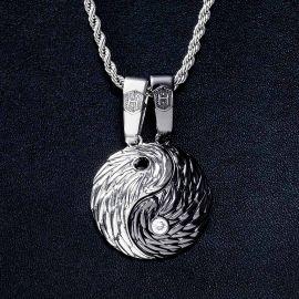 2pc Yin Yang Magnetic Pendant