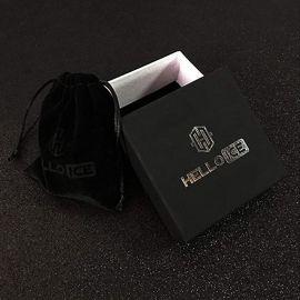 Baguette Cut Custom Name 12mm 8