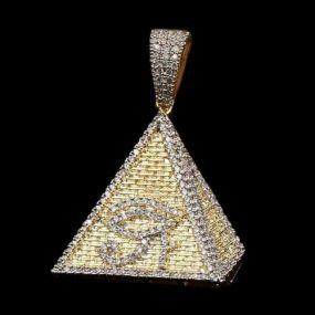 Egyptian Pyramid Eye of Horus