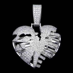 Broken Skeleton Heart