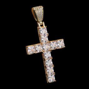 Princess Cut Cross