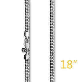 "5mm 18"" Cuban Chain"