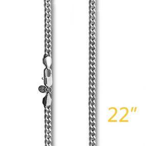 "5mm 22"" Cuban Chain"