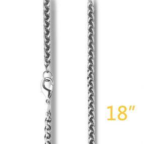 "3mm 18"" Franco Chain"