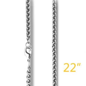 "3mm 22"" Franco Chain"