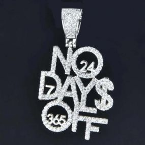 Iced No Days Off