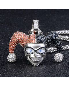 Crime Prince Girlfriend Pendant