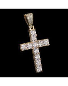 Princess Cut Cross