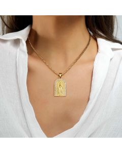 Women's Church Our Lady Pendant