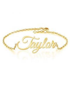 Personalized Classic Name Bracelet